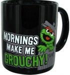 Sesame Street Oscar the grouch mug
