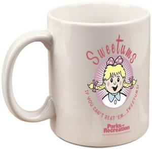 Sweetums Logo Mug
