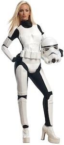 Star Wars Stormtrooper Women's Costume