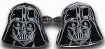 Star Wars Cufflinks of Darth Vader