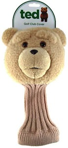 Ted talking Golf Club Head Cover