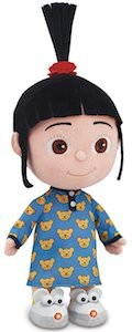 Despicable Me Bedtime Agnes Talking Plush