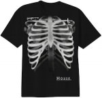 House Glow In The Dark Rib Cage T-Shirt