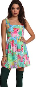 My Little Pony ladies dress