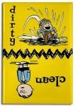 Peanuts Pigpen Dirty / Clean Dishwasher Magnet