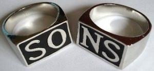 SAMCRO SONS Rings