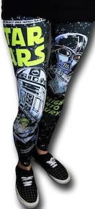 Retro Star Wars Leggings