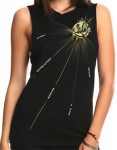 Hunger Games Catching Fire Revolution women's T-Shirt