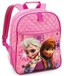 Disney Frozen Anna And Elsa Backpack
