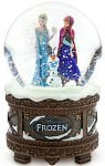 Frozen Snow Globe