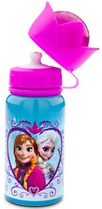 Frozen Anna And Elsa Water Bottle
