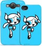 Powerpuff Girls Bubbles iPhone case