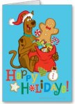Scooby-Doo Christmas Card