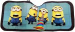 Despicable Me 2 Minion Car Sun Shade for the front window