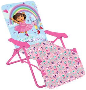 Dora The Explorer Lounge Chair
