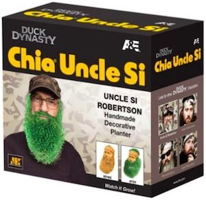 Duck Dynasty Uncle Si Chia Pet