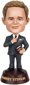 Barney Stinson Bobblehead