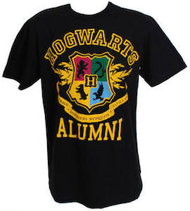 Harry Potter Hogwarts Alumni T-Shirt