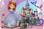 Disney Sofia The First Placemat Set