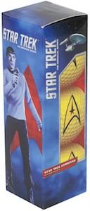 Star Trek Command Golf Ball Set