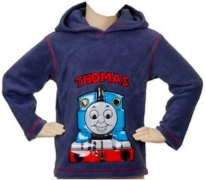 Thomas The Train Toddler Fleece Hoodie