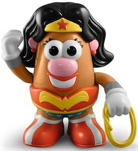 Wonder Woman Mr. Potato Head