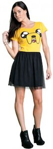 Adventure Time Jake Dress
