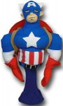 Marvel Captain America Golf Club Head Cover