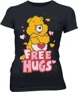 Care Bears Free Hugs T-shirt