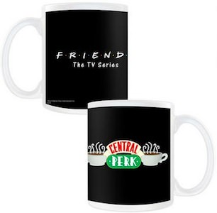 Friends Central Perk Logo coffee mug
