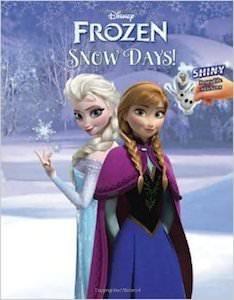 Snow Days Frozen Sticker BooK