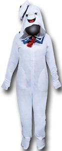Ghostbusters Stay Puft Marshmallow Suit.