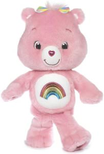 Glow Cheer Care Bear Plush