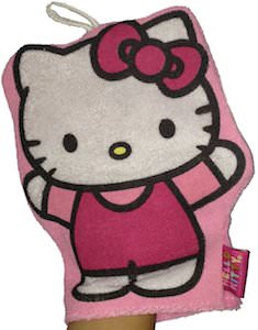 Hello Kitty Bath cloth