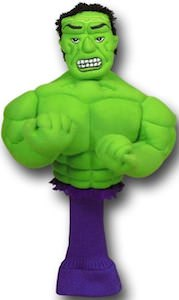Marvel The Hulk Golf Club Head Cover