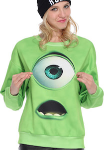 Mike Wazowski Sweater