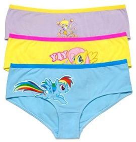 My Little Pony 3-pack Underwear