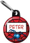 Spider-Man Personal Zipper Pull