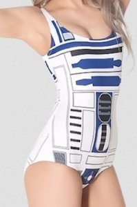 Star Wars R2-D2 Women's Swimsuit