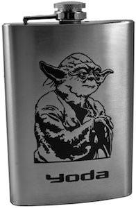 Star Wars Yoda Flask