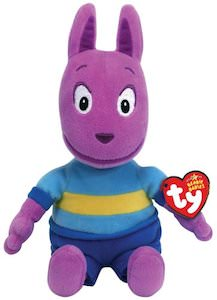 The Backyardigans Austin Beanie Baby Plus