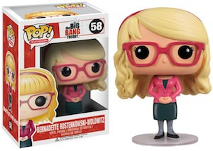 The Big Bang Theory Bernadette Vinyl Figurine