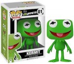 The Muppets Kermit The Frog Figurine