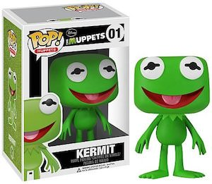 Kermit The Frog Figurine