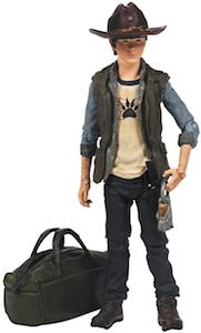 Carl Grimes Action Figure from the Walking dead