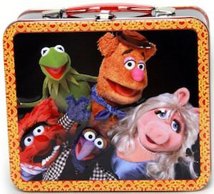 The Muppets Group Photo Metal Lunch Box
