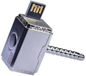 Marvel Thor Hammer USB Flash Drive