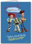 Toy Story Valentine's card