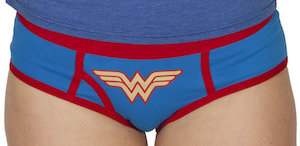 Wonder Woman Undies