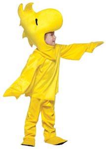 Peanuts Woodstock Toddler Costume